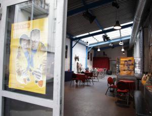 2009 – Köln – FWT – Das Foyer