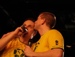 2009 – Köln – FWT – Der Kuss