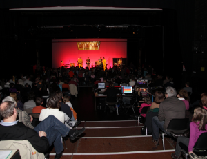 2009 – Rüsselsheim – Stadttheater – Saal