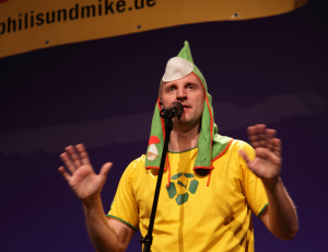 2009 – Rüsselsheim – Stadttheater – Drachendoktor Mike