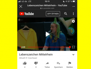 2020 – Koblenz – Café Hahn – Livestream